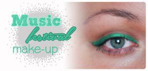 Make-up: Makijaż na letni festiwal muzyczny